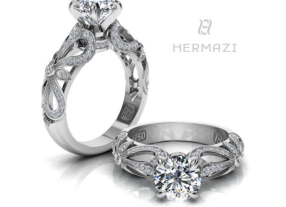 Hermazi® 'Rosemary Honey I.' Ring