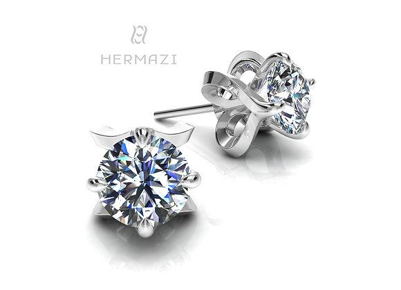 Hermazi® 'Tutu' Stud Earrings