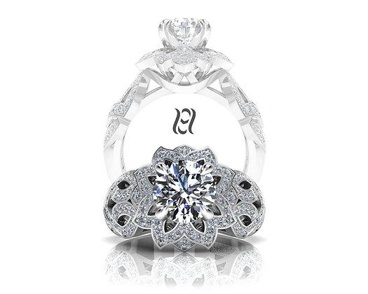Hermazi® 'Daffodil Petite' Ring