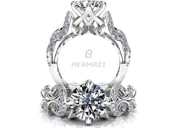 Hermazi® 'Sissonne' Ring