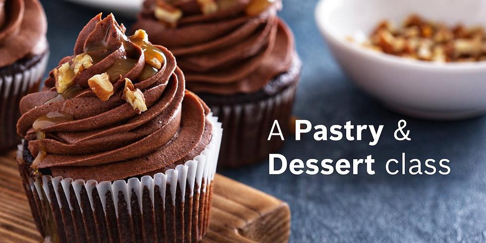 #LesDaChefClassyCookery - Pastry and Dessert Class
