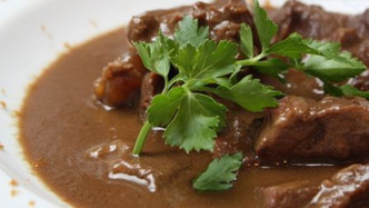 Black Label Beef and Bacon Carbonnade