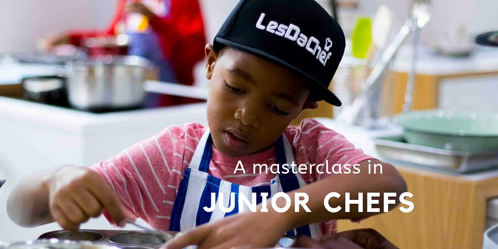 #LesDaChefClassyCookery - Junior Chefs Class
