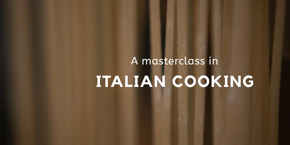 #LesDaChefClassyCookery - Italian Cuisine