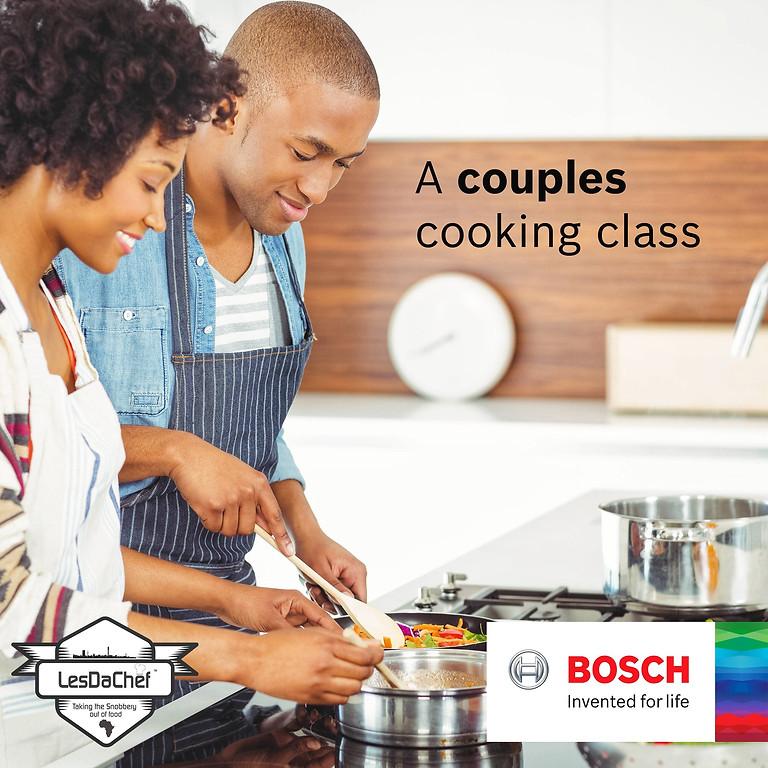 #LesDaChefClassyCookery - Couples Class  2