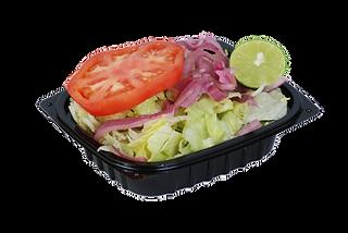 CHICKENUEVO garden salad