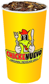 CHICKENUEVO drink cup
