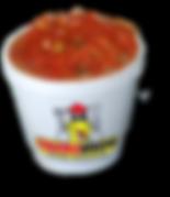 CHICKENUEVO salsa