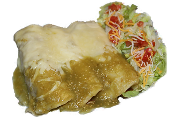 CHICKENUEVO Enchiladas
