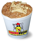 CHICKENUEVO Refried Beans mexican fast food