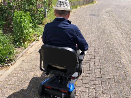 Ergotherapie en mobiliteit