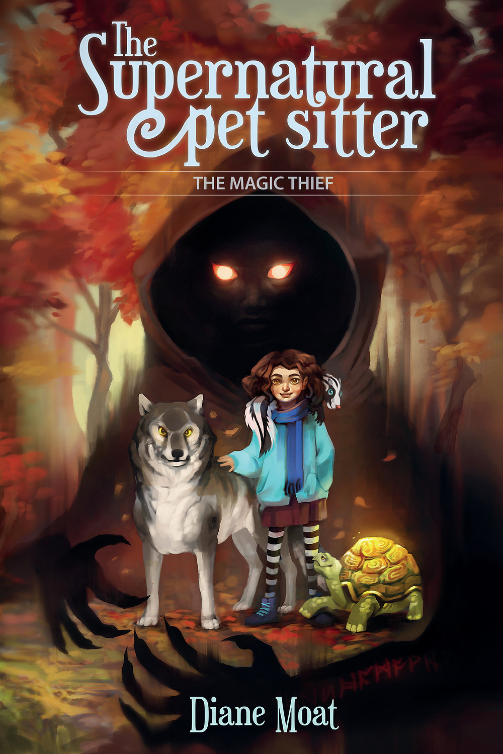 Check out the great new children's adventure series - The Supernatural Pet Sitter! Join Pepper Neely as she pet sits magical animals. The jobs are easy until someone starts stealing the animal;s magic. Pepper has to find the magic thief, before the magic thief finds her! If you know someone who loves Harry Potter, this book id for them. Available on Amazon, in paperback or Kindle.