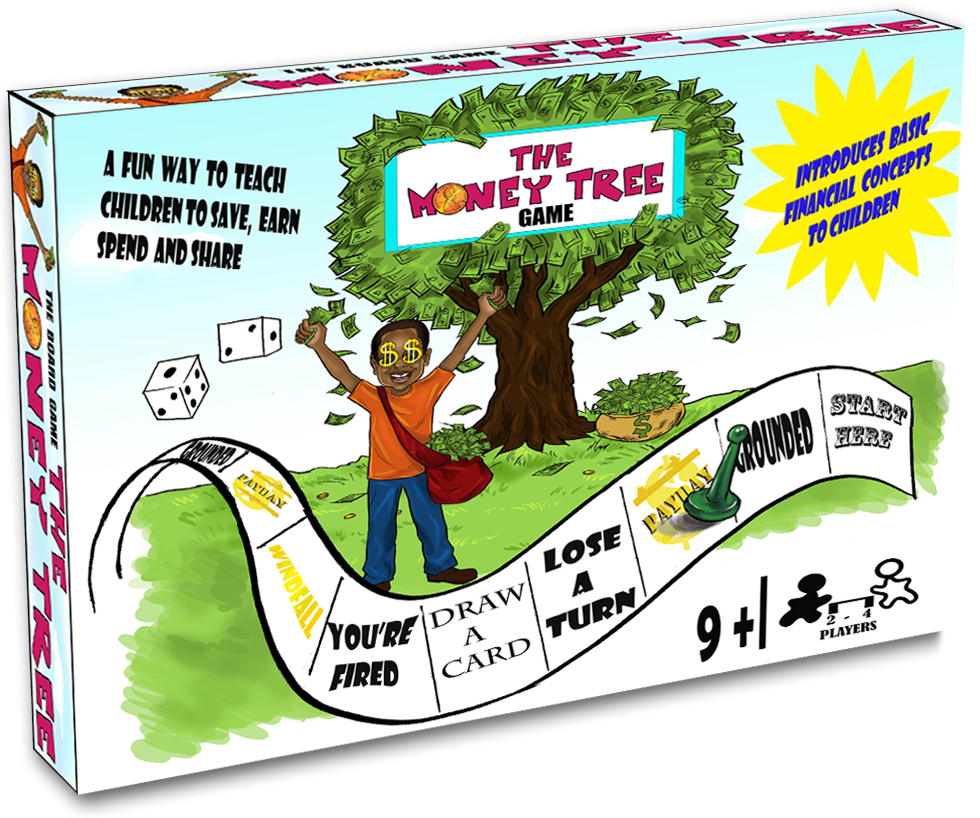 The Money Tree Board Game