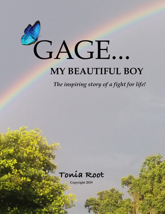 """Author Interview """"Tonia Marie Root"""""""