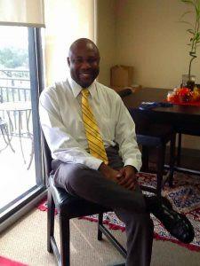 "Author Interview ""Emeka Anyiam"""