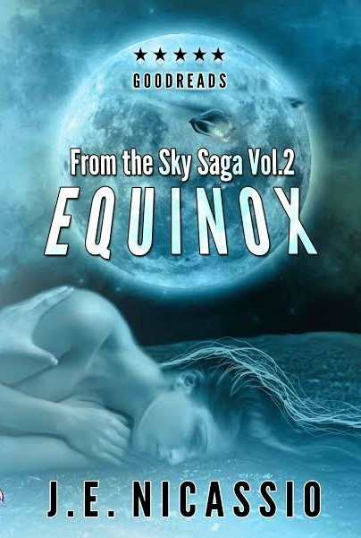 Equinox (Beyond Moondust Trilogy Boo