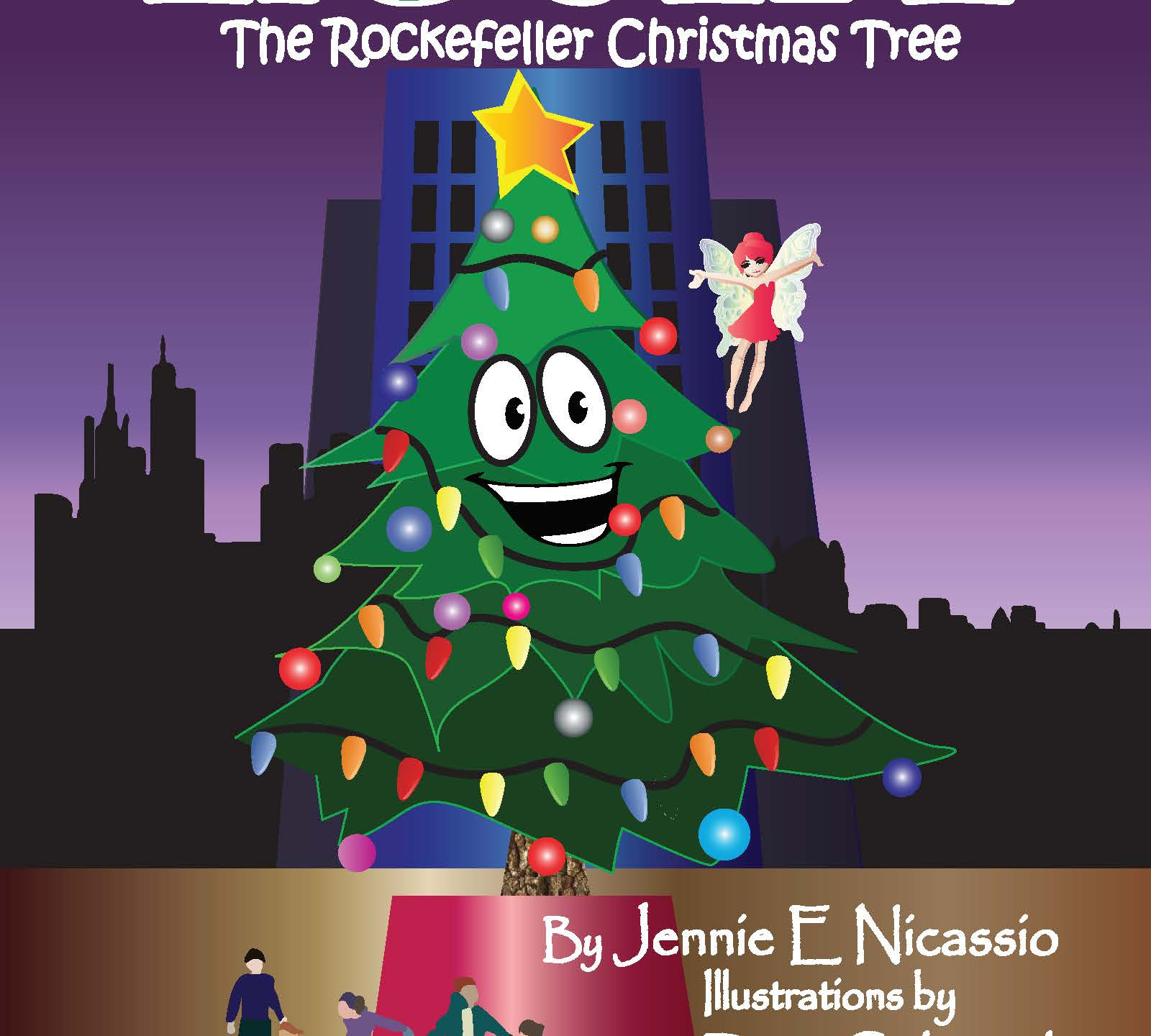 Rocky: The Rockefeller Christmas Tre