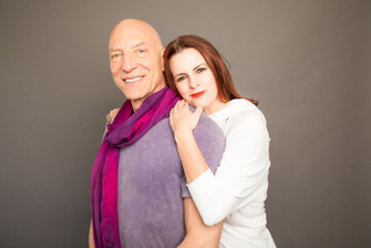 "Exclusive Interview ""Karina Velasco & Lawrence Lanoff"""