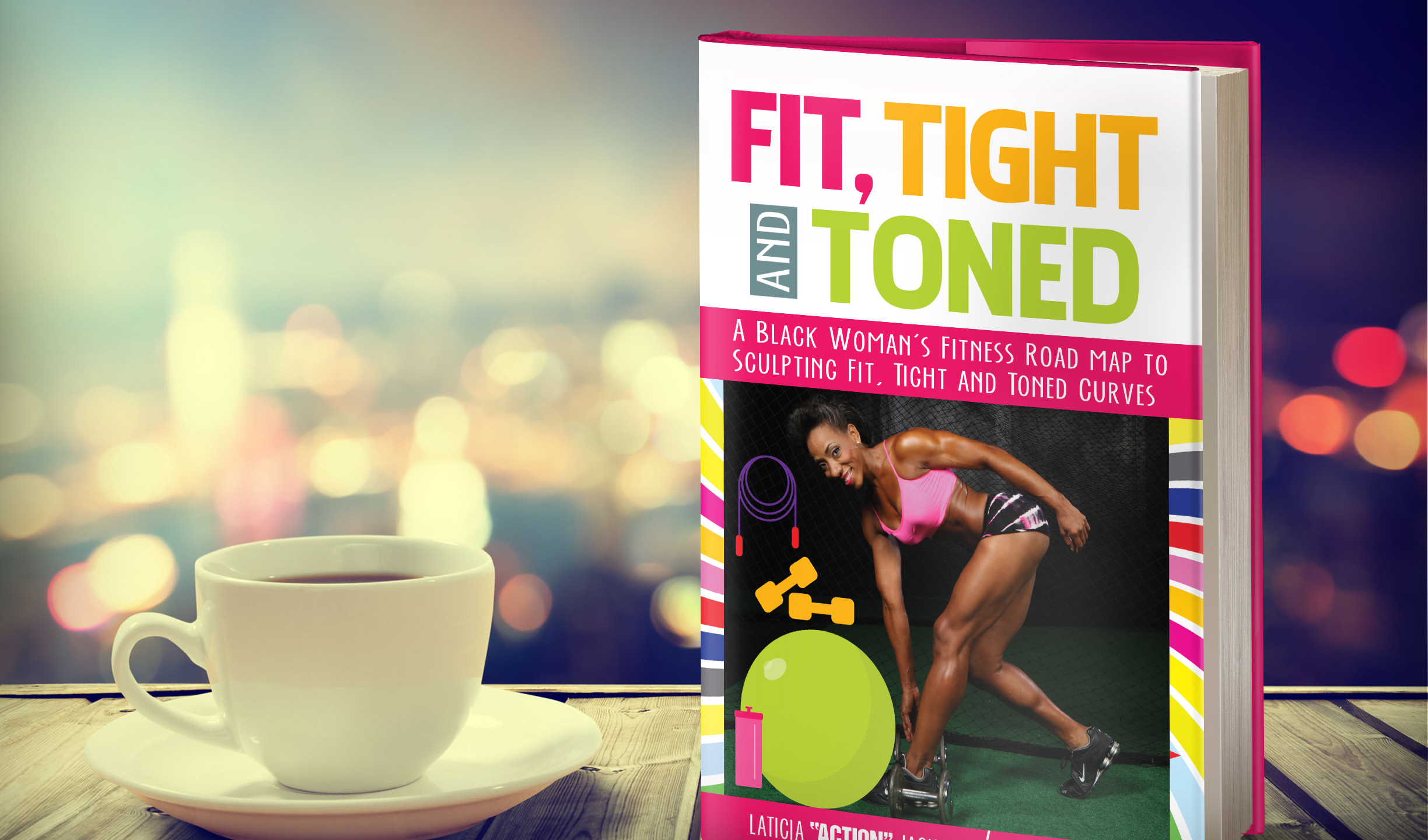 Fit Tight and Toned Book Cover