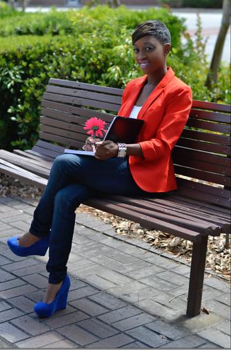 "Author Interview ""LaDonna Marie"