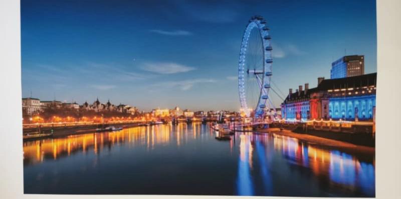 Canvas print of the London Eye.jpg