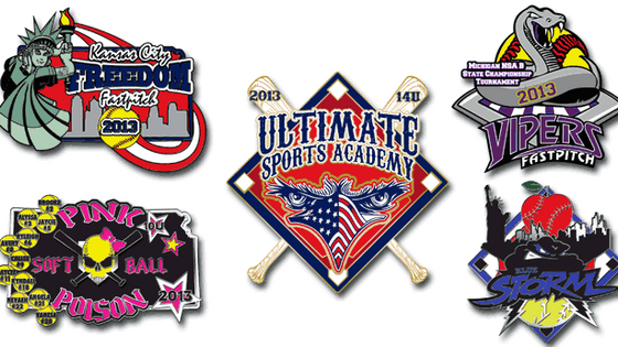 Tips to Consider when Ordering the Best Softball Trading Pins