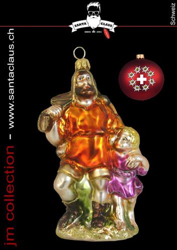 jm Kollektion - Weihnachtskugeln Schweiz