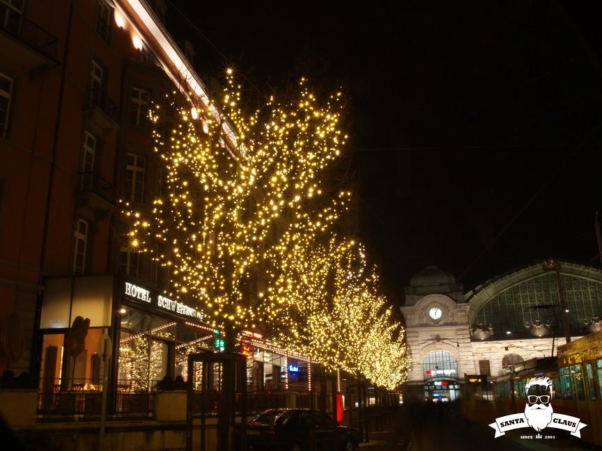 Centralbahnplatz Basel SBB