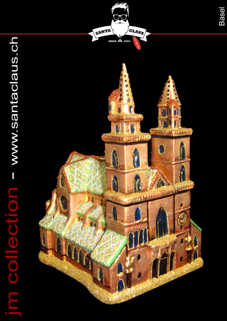 jm Kollektion - Weihnachtskugeln Basel