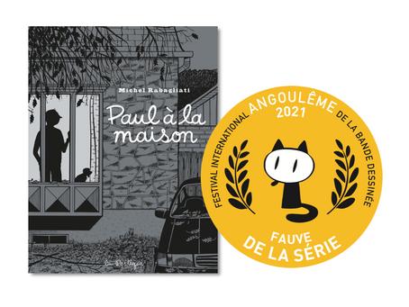 Michel Rabagliati récompensé à Angoulême!
