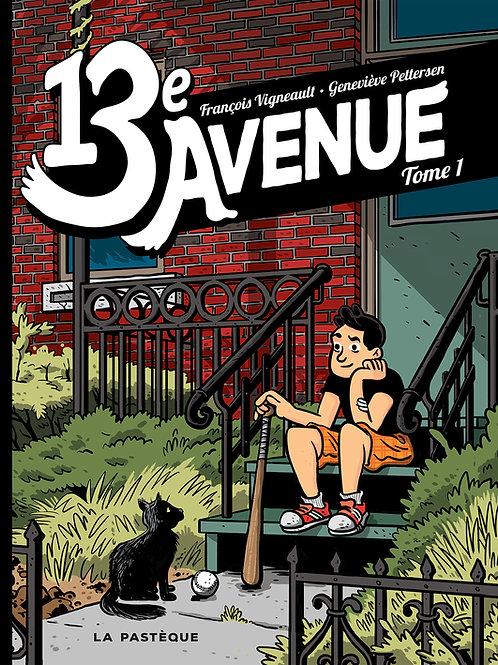 13e avenue - Tome 1