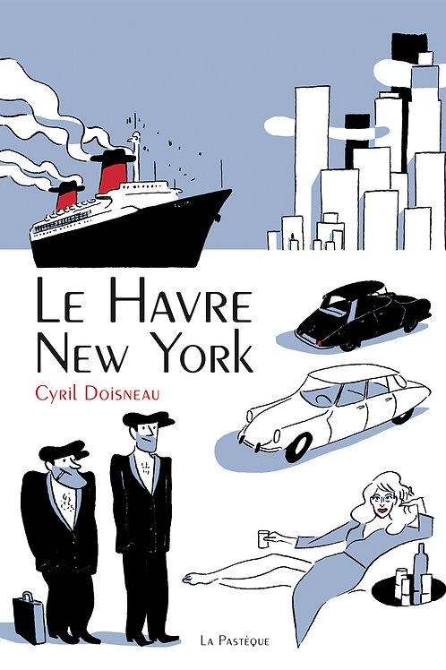 Le Havre - New York