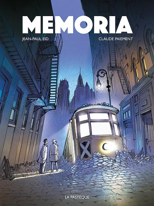 Memoria - DEDICACÉ
