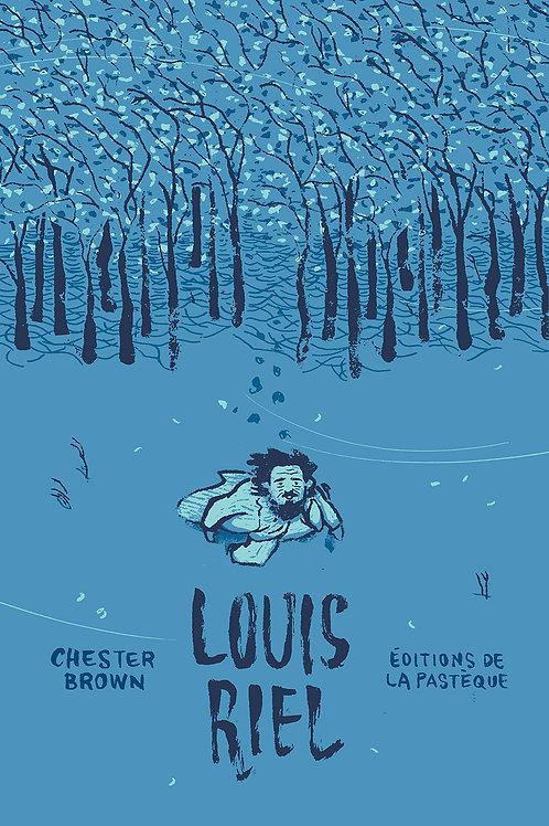 Sérigraphie Louis Riel - Todd Stewart