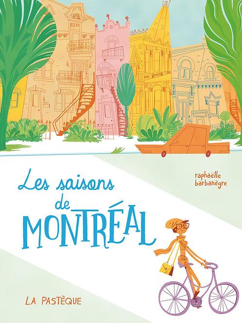 Les saisons de Montréal