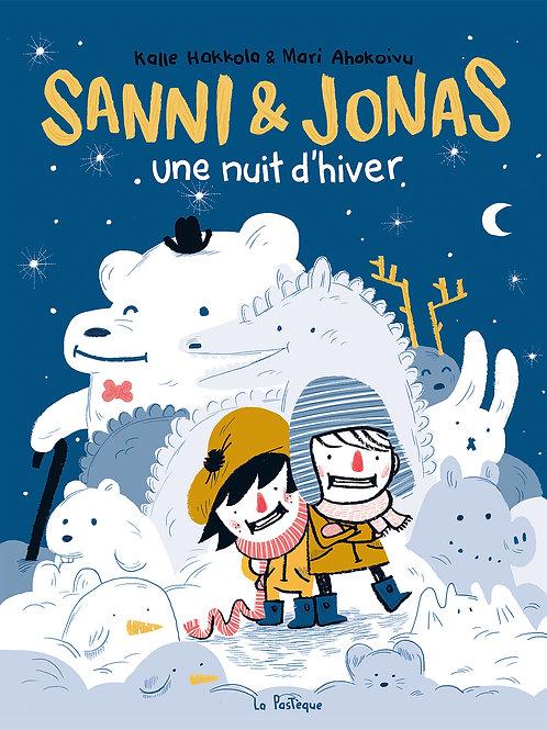 Sanni et Jonas - Une nuit d'hiver