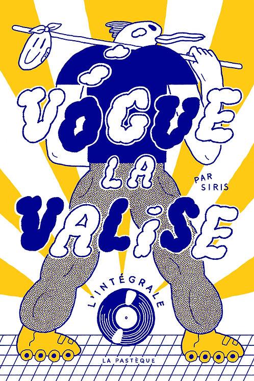 Sérigraphie Vogue la valise - Aless Mc