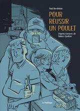 Paul Bordeleau et Fabien Cloutier