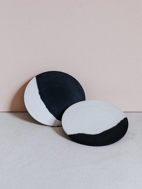 ZURI multifunctional platter black