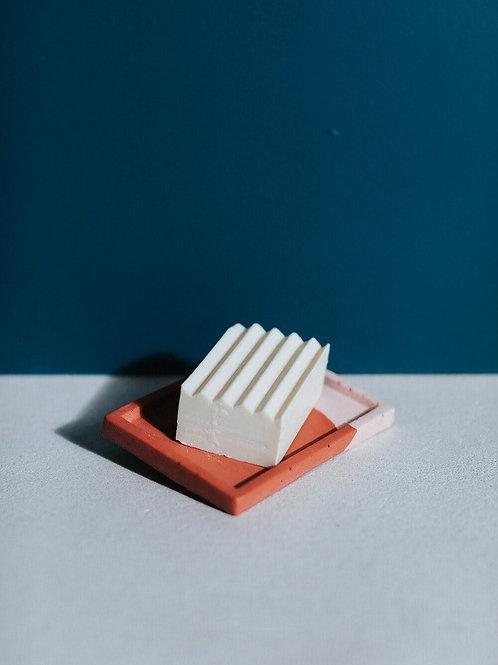 ZURI multifunctional tray terracotta