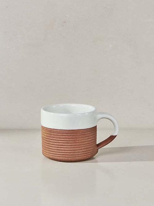 Nkuku Mali ribbed mug