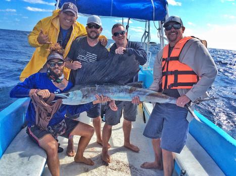 Fishing fun time tours with Sea Hawk