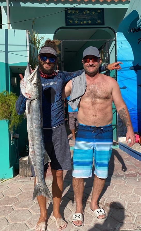 Bay fishing tours Isla Mujeres