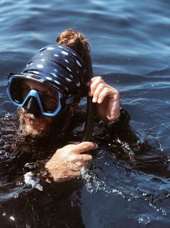 Snorkel guide Sea Hawk Divers