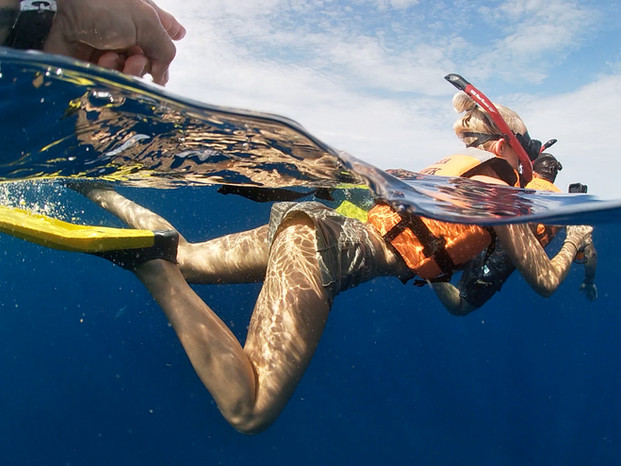 Snorkel Isla Mujeres