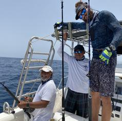 Deep sea fishing, Offshore fishing