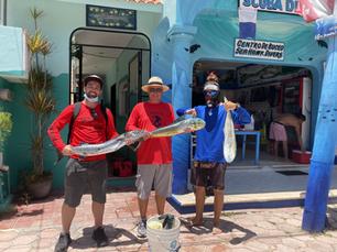 Fishing trips Mexico Isla Mujeres