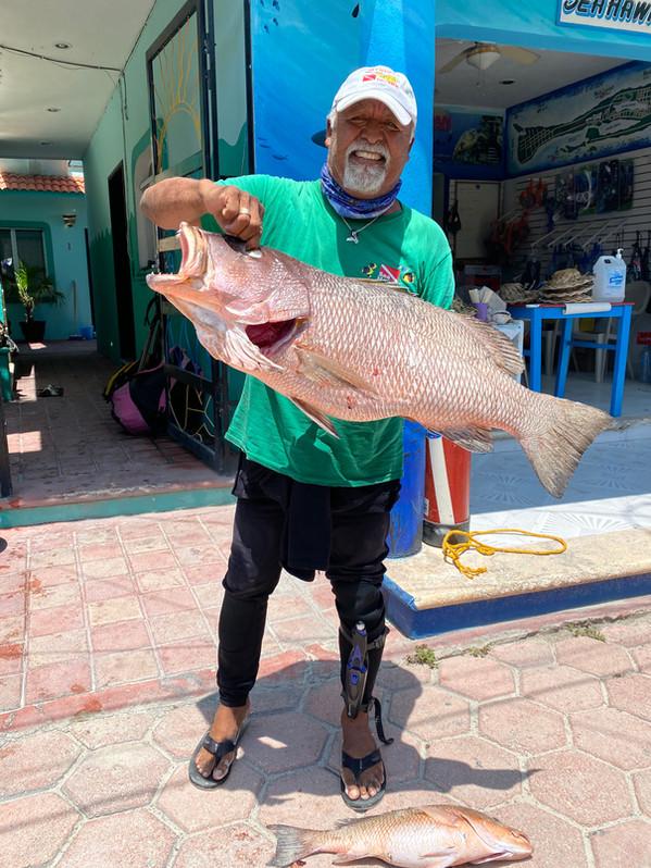 Fishing Isla Mujeres