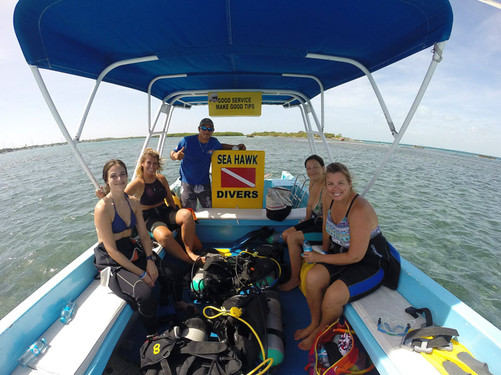 Dive Trip in Isla Mujeres