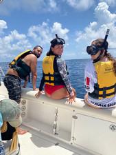 Snorkel, dive, swim, explore Isla Mujeres